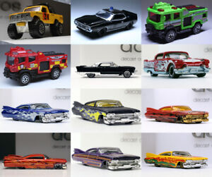 Hot Wheels/Matchbox/Johnny Lightning Lot of 70