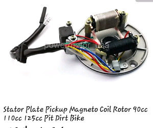 Wanted: Chinese 90cc bike or atv ignition stator