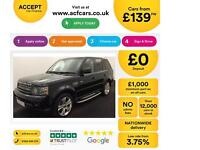 Land Rover R ROVER SPORT FROM £139 PER WEEK!