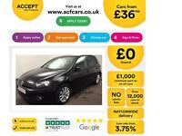 Volkswagen Golf 1.6TDI ( 105ps ) 2012MY Match FROM £36 PER WEEK!