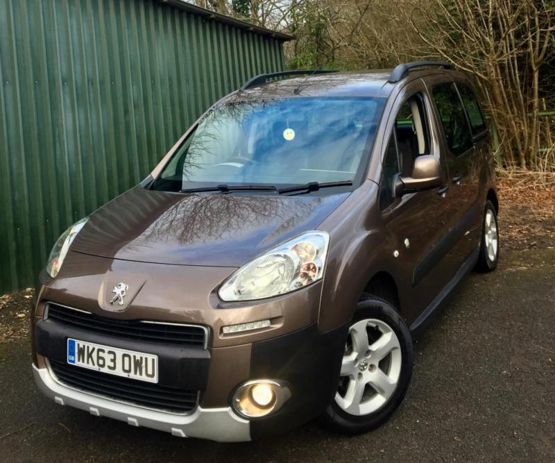 Peugeot Partner 1.6HDi 115**Tepee Outdoor**1Owner From New,6 Peugeot Stamps!**