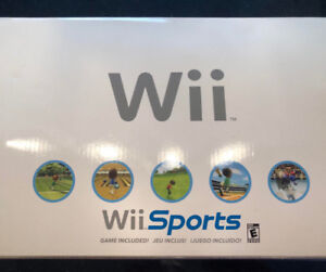Console WIISports