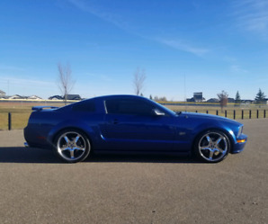 2006 Ford Mustang GT Roush Supercharged 500+ HP