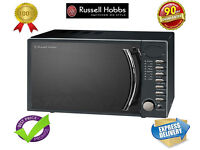 ***NEW***Russell Hobbs Digital Microwave 17 Litre in Black Colour RHM1714B BLACK COLOR RRP £90.00