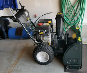 "30"" Yardworks Snowblower in Excellent Condition. Paid $1499+tax"