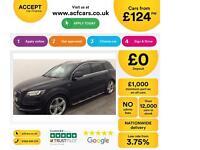 Audi Q7 FROM £124 PER WEEK!
