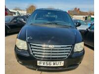 2007 Chrysler Grand Voyager 2.8 CRD Limited XS WheelChair Ramp SPARES OR REPAIR