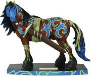 Clydesdale Horse Figurine