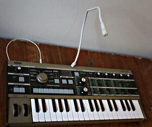Korg microKorg Synthesizer/Vocoder $450 obo