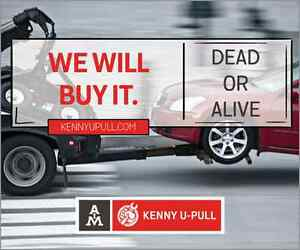 Top Cash for Cars | Cash on the Spot| Towing | Kenny U-Pull Cambridge Kitchener Area image 1