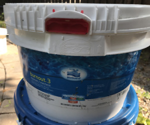 Pool Chemicals and Chlorine Feeder