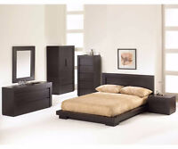 Huppe Master Bedroom Set - Made in Canada