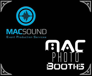 Event Production, DJ & Photo Booth Services.