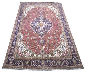 12 x 10 Anatolian Handmade Antique wool area rug from Turkey