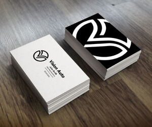Business Cards, Postcards, Brochures Printing Services