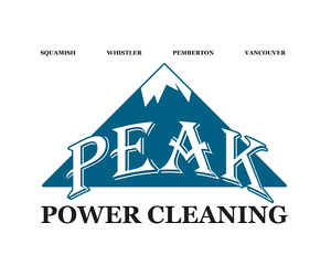 PEAK POWER CLEANING IN SEA TO SKY
