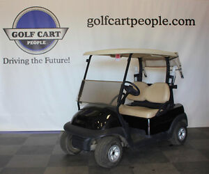 #447 2012 Club Car Precedent Electric Edmonton Edmonton Area image 1