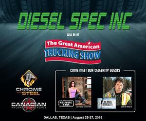 * Detroit Diesel  DDEC *  EGR-DPF  Delete Edmonton Edmonton Area image 3