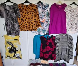 Ladies Clothes bundle size 14 &16