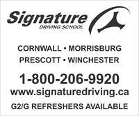 SIGNATURE DRIVING SCHOOL-PRESCOTT