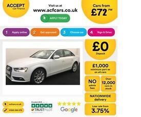Audi A4 2.0TDI ( 177ps ) 2014MY SE Technik FROM £72 PER WEEK!