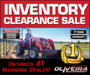 2018 Mahindra 1526 4x4 Tractor - Worlds #1 Selling Tractor Brand