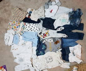 Clothes bundle 3 to 6 months