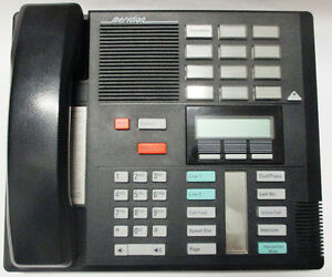 2 Sets Used Nortel Meridian M7310 Phone NT8B20AB-03, Black Stratford Kitchener Area image 6
