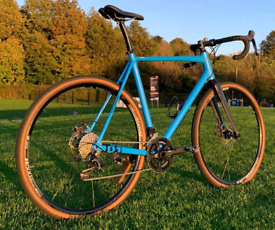 Octane One Grid gravel bike - L/XL