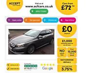 Mercedes-Benz A200 FROM £72 PER WEEK!