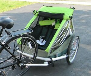 Croozer for 2 bike trailor 3 in 1