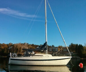 1979 Tanzer 26 For Sale - Outboard Motor, Great Condition