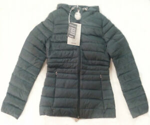 Brand New with Tags Women's  Green Gables Geox Down Jacket