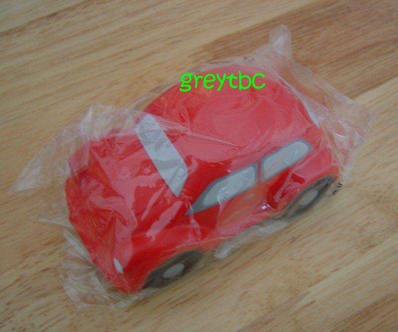 1 Red Car Stress Ball.