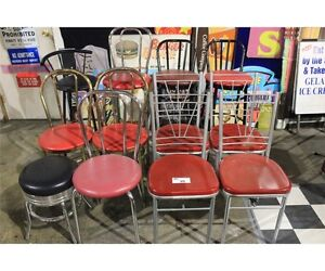 Vintage Cafe Chairs