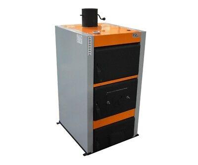 Festbrennstoffkessel 3,9 kW Kessel  ohne Messpflicht  Holzkessel  Heizkessel