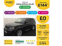 Land Rover Range Rover Sport FROM £144 PER WEEK!