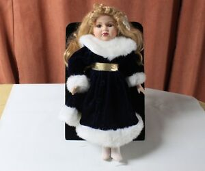 Authentic Sabrina Carrera Doll & Regal Toy Ltd Native Doll Kingston Kingston Area image 3