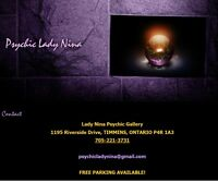 Psychic Readings - Lady Nina GRAND OPENING!