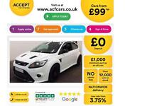 Ford Focus RS FROM £99 PER WEEK!