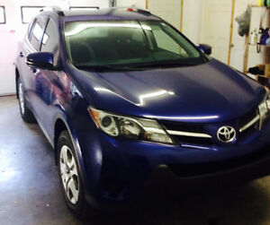 2015 Toyota RAV4 LE AWD Factory Warranty 902-210-0835