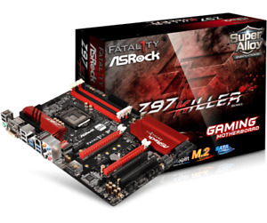 ASRock Fatal1ty Gaming Z97 1150