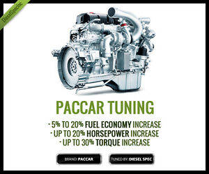 Paccar PX-MX  EGR-DPF Delete Kit