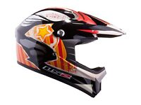 New LS2 MX426.21 Nasty Junior Motocross Helmet £59.99