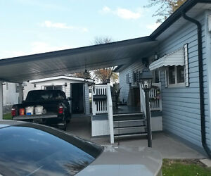 House/Mobile Home for Rent-Tecumseh Area(no /pets)