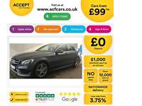 Mercedes-Benz C250 AMG Line FROM £99 PER WEEK!