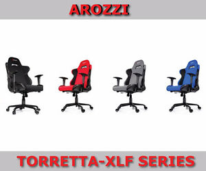 New Arozzi Gaming Chairs Various Series - Free Delivery On Now Peterborough Peterborough Area image 8