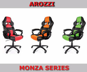 New Arozzi Gaming Chairs Various Series - Free Delivery On Now Peterborough Peterborough Area image 5