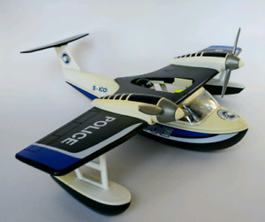 Playmobil avion hydravion de police