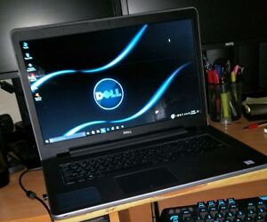 Dell inspiron 17 5000 , i5, 16GB Ram, 1TB HDD, Bluetooth, Win10